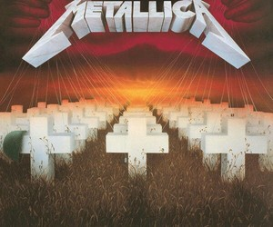 metallica, master of puppets, and album image