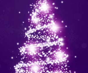 believe, bright, and christmas tree image