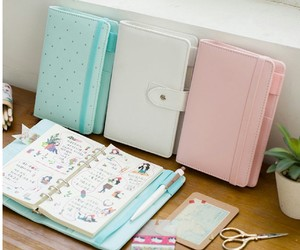 notebooks and stationery image