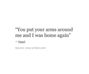 home, love, and again image