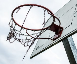 Basketball and sport image