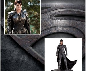 antje traue and man of steel image