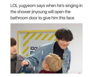 kpop, got7, and funny image