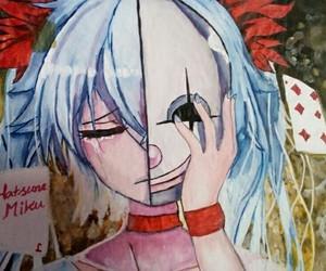 anime, hatsune miku, and anime girl image