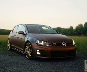 brown, gti, and low image