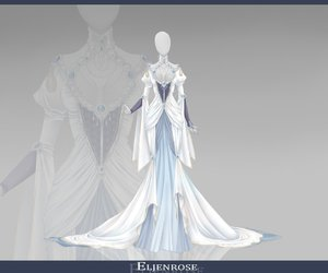 design, fantasy, and fashion image