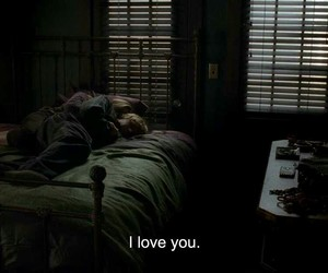 love, grunge, and american horror story image