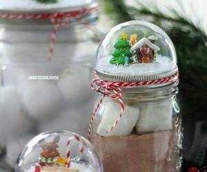 christmas decoration, home decors, and christmas diy image