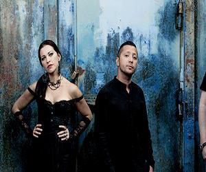 band, symphonic metal, and sirenia image