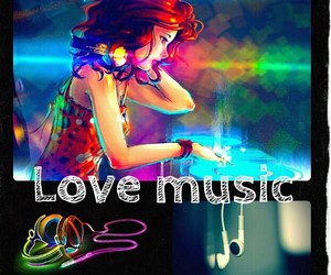 Collage, cool, and music image