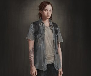 the last of us, ellie, and naughty dog image