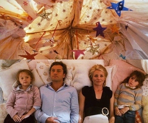 the holiday, cameron diaz, and jude law image