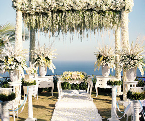 beautiful, beautiful place, and ceremony image