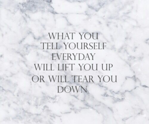 marble, positive, and qoute image