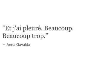anna gavalda, french, and quotes image