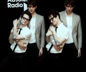 brallon, brendon urie, and panic! at the disco image