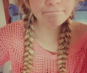 awesome, braids, and plaits image