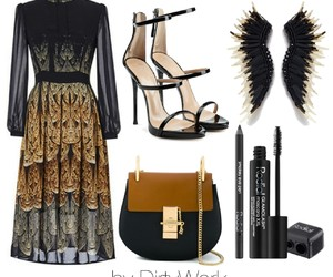 dresses and Polyvore image