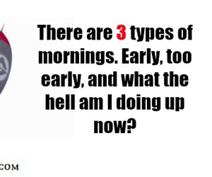 3, early, and mornings image