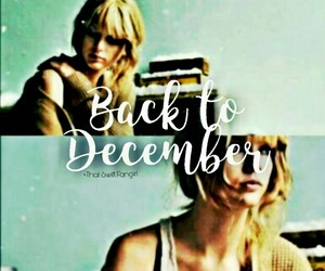 edit, Lyrics, and back to december image