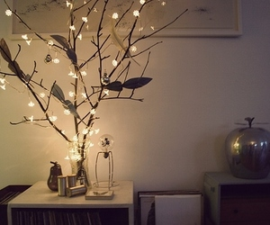 light, decor, and design image