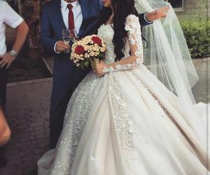 свадьба, кавказ, and невеста image