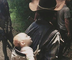 the walking dead, twd, and chandler riggs image