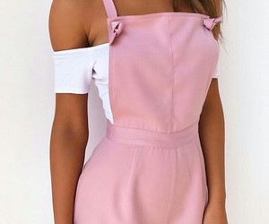 fashion, pink, and glam image
