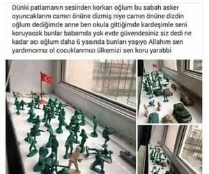 turkiye, şehit, and patlama image