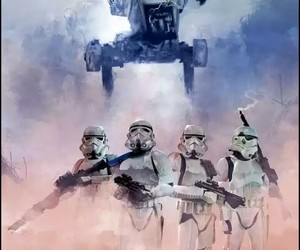 empire, stormtroopers, and star wars image