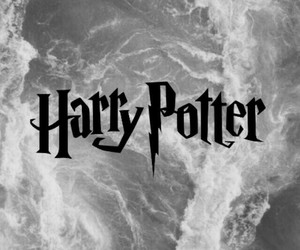 grey, water, and harrypotter image