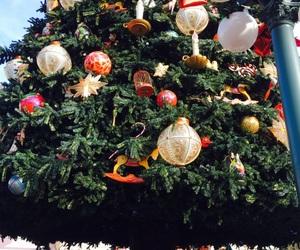christmas, disney, and paris image
