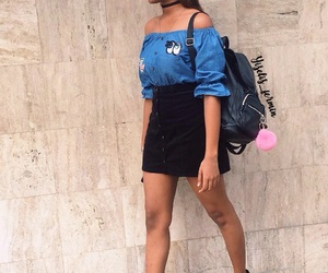 fashion, fashion blogger, and outfits image
