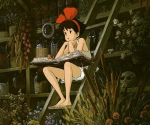 ghibli, japan, and movie image