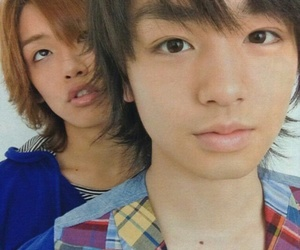 yuya takaki, kei inoo, and いのたか image