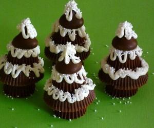 christmas and chocolate image