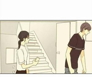 manhwa, kim jumi, and webtoon image