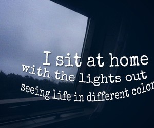 fandom, lonely, and Lyrics image