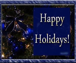 christmas, happy, and holidays image
