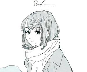 kawaii and winter image
