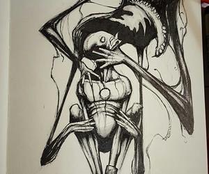 art, disorder, and stress image