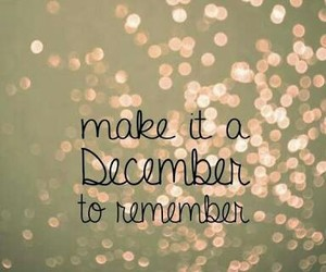 beauty, sprinkle, and december image