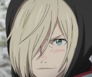 yuri!!! on ice, yuri plisetsky, and yoi image