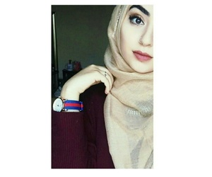 hijab style, محجبات, and رمزيات محجبات image