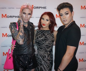 jeffree star, jaclyn hill, and manny mua image