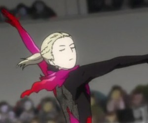 yuri on ice, yuri plisetsky, and yoi image