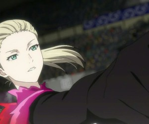 ep9, yuri on ice, and yuri plisetsky image