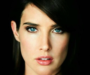 cobie smulders, how i met your mother, and himym image