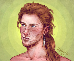 bill weasley and upthehillart image