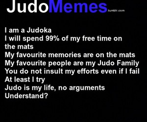 judo, my life, and true image